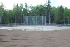 newcomb-fence-baseball-field